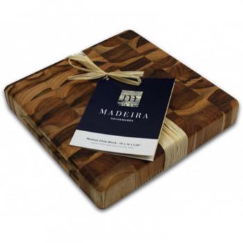 Доска для нарезки Madeira CANARY, тик, 20 х 20 х 3,2 см