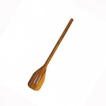 Лопатка с прорезями Madeira, тик, 35,6 см