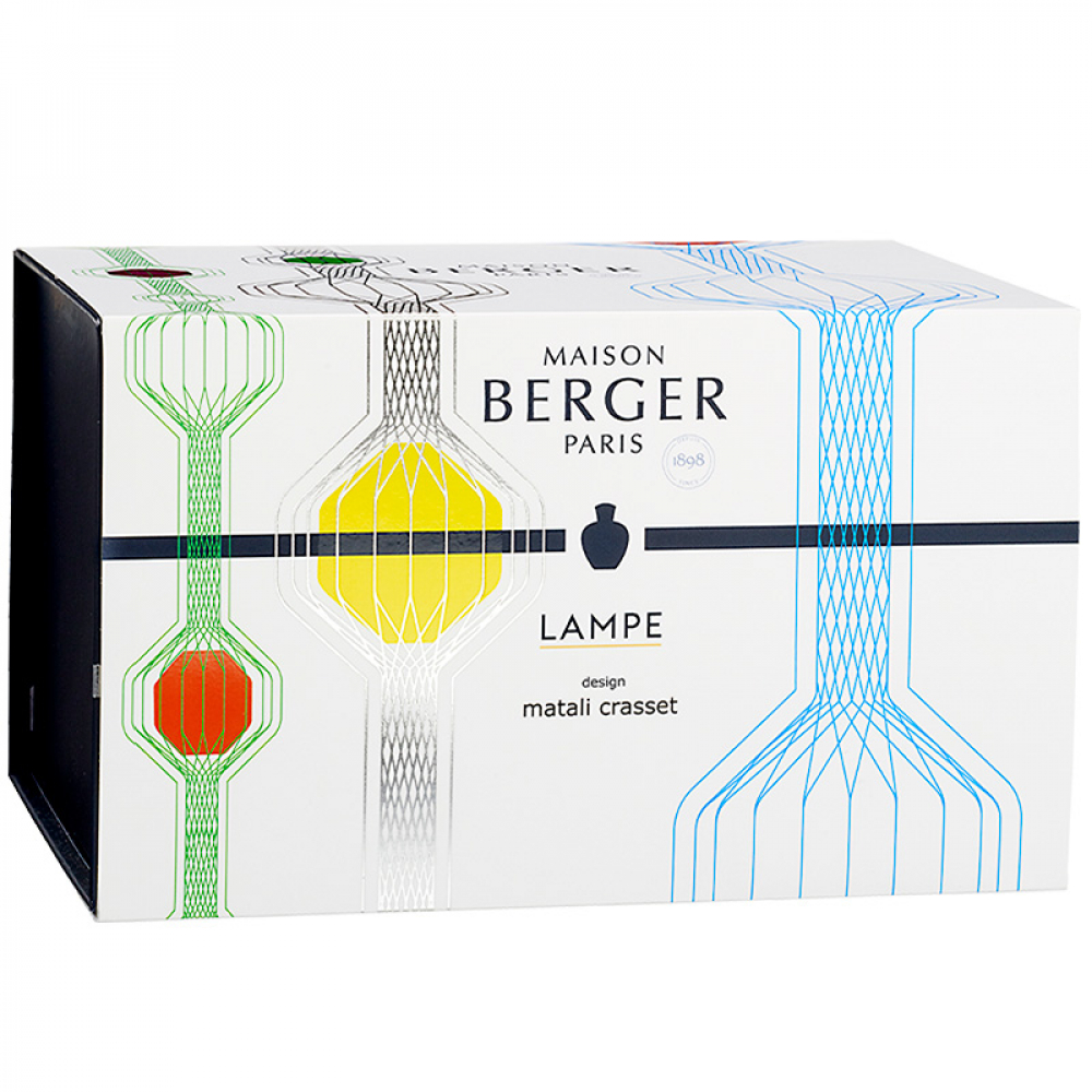 Аромалампа Maison Berger Paris MATALI с ароматом ETERNAL SAP, 250 мл
