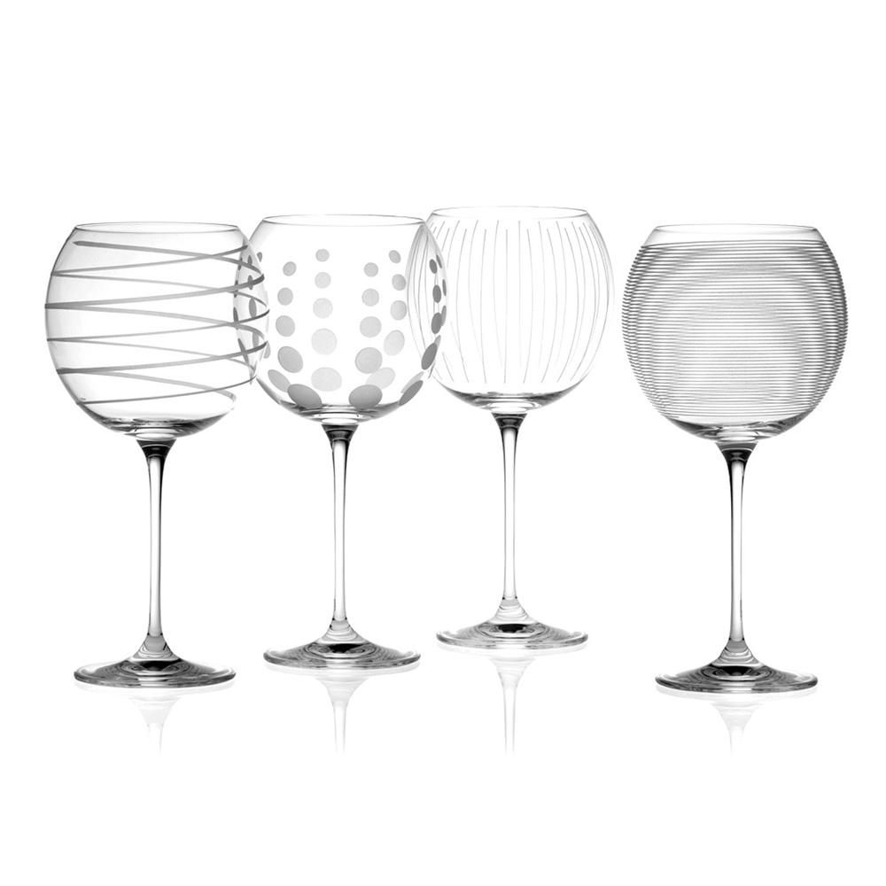 Набор бокалов для вина Mikasa CHEERS, стекло, 750 мл, 4 пр.