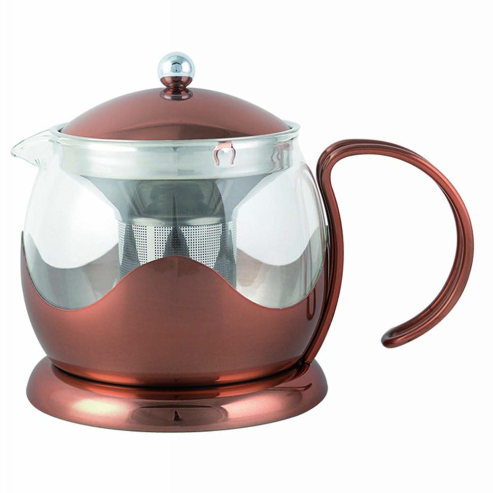 Чайник заварочный CreativeTops Le Teapot, медный, 1200 мл