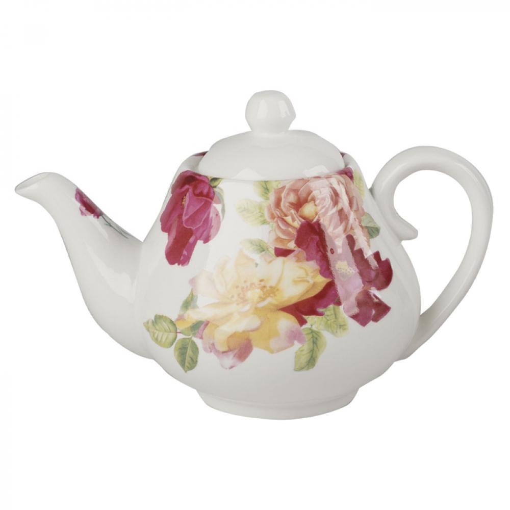 Чайник заварочный CreativeTops SOUTHBOURNE ROSE, фарфор, 1000 мл