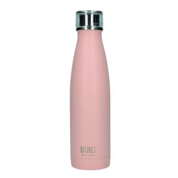 Бутылка металлическая Built Pale, с двойными стенками, 500 мл