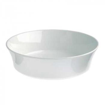 Блюдо для крем-брюле Revol, белое, 0,24 л, диам. 14 см