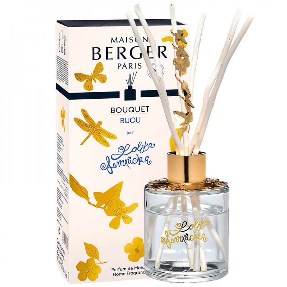Диффузор Maison Berger Paris BIJOU TRANSPARENT с ароматом LOLITA LEMPICKA, 115 мл