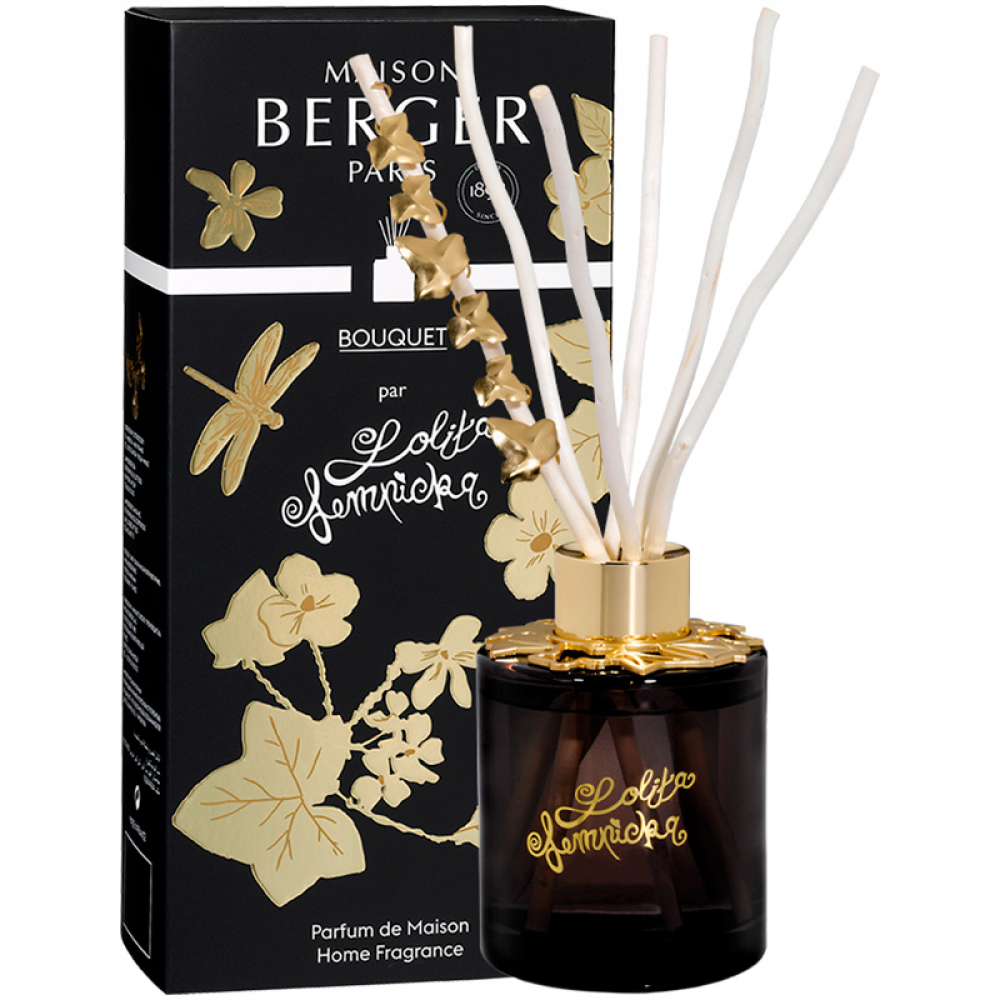 Диффузор Maison Berger Paris BIJOU BLACK с ароматом LOLITA LEMPICKA, 115 мл