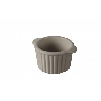 Набор из 2-х формочек,Revol серый, диам. 8,5 см, Н 5,3 см