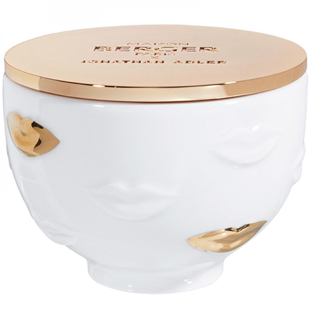 Свеча ароматизированная Maison Berger Paris IMPERIAL GREEN TEA, 240 гр.