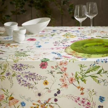 Скатерть Atenas Home Textile Fortuna, хлопок с покрытием