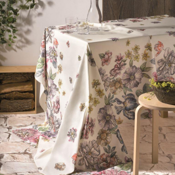Скатерть Atenas Home Textile Dalia Lateral, хлопок с покрытием