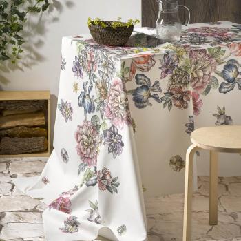 Скатерть Atenas Home Textile Dalia Central, хлопок с покрытием