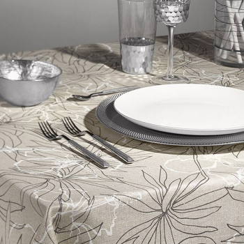 Скатерть Atenas Home Textile Arcadia, хлопок с покрытием