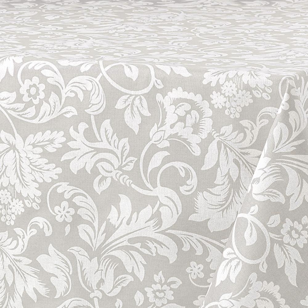 Фартук Atenas Home Textile Versalles Blanco, хлопок с покрытием