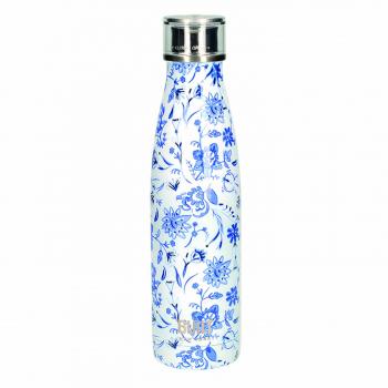 Бутылка металлическая Built Floral, с двойными стенками, 500 мл