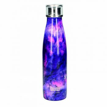 Бутылка металлическая Built Purple, с двойными стенками, 500 мл