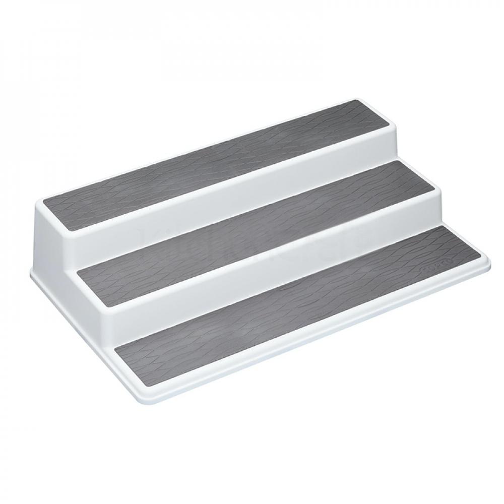 Подставка для банок Kitchen Craft, трехуровневая, 38 х 22,5 х 8,5 см
