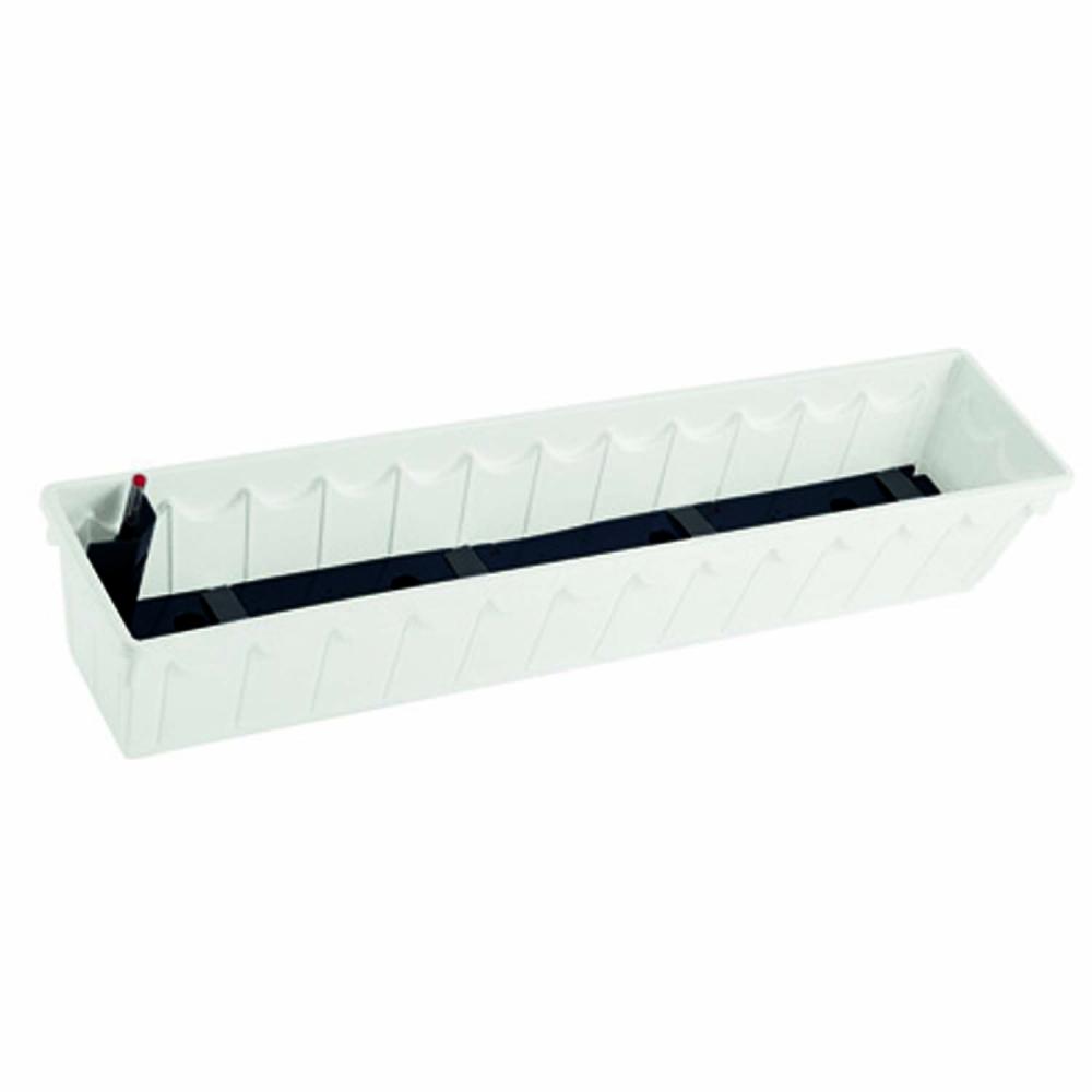 Балконный вазон Emsa PALAZZO (белый), 50 х 22 х 18 см