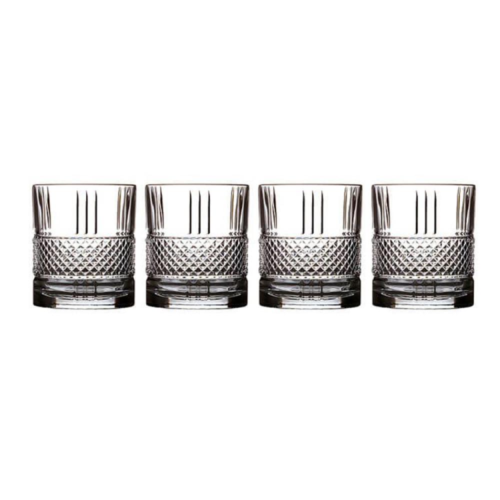 Набор для виски Verona Maxwell Williams, стекло, 270 мл, 4 пр.