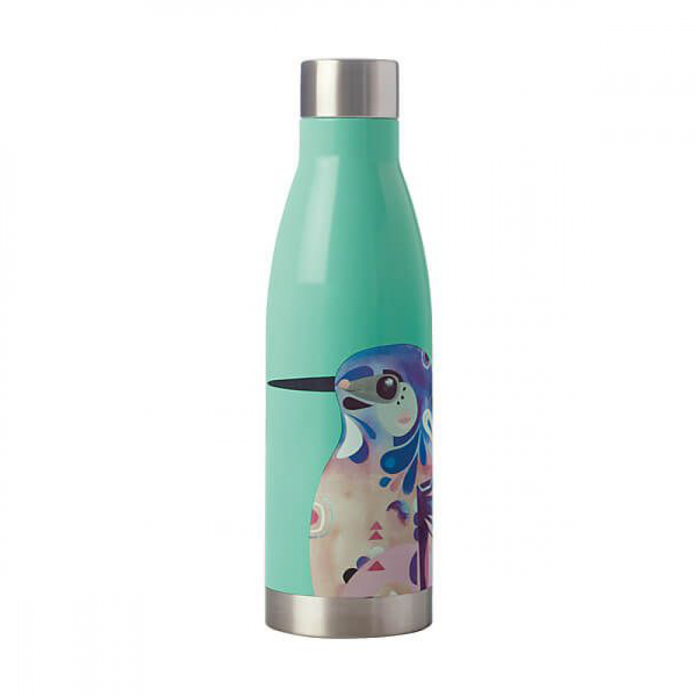 Бутылка металлическая Maxwell Williams KingFisher PETE CROMER, с двойными стенками, 500 мл