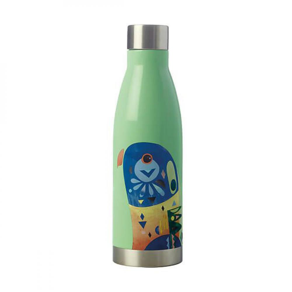 Бутылка металлическая Maxwell Williams Lorikeet PETE CROMER, с двойными стенками, 500 мл