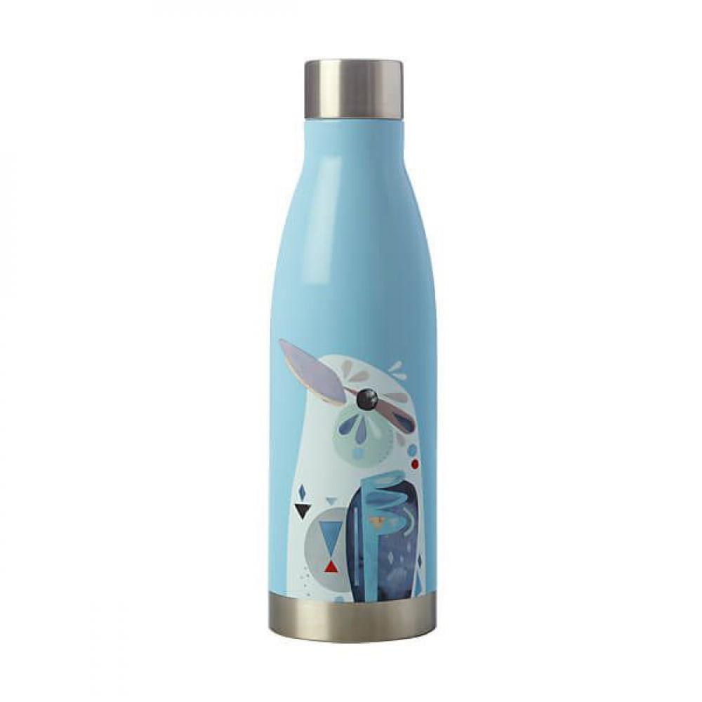 Бутылка металлическая Maxwell Williams Kookaburra PETE CROMER, с двойными стенками, 500 мл