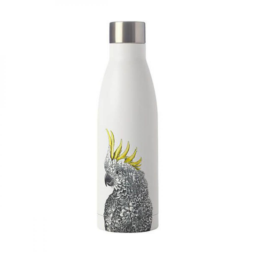 Бутылка металлическая Maxwell Williams Сrested Cockatoo MARINI FERLAZZO, с двойными стенками, 500 мл