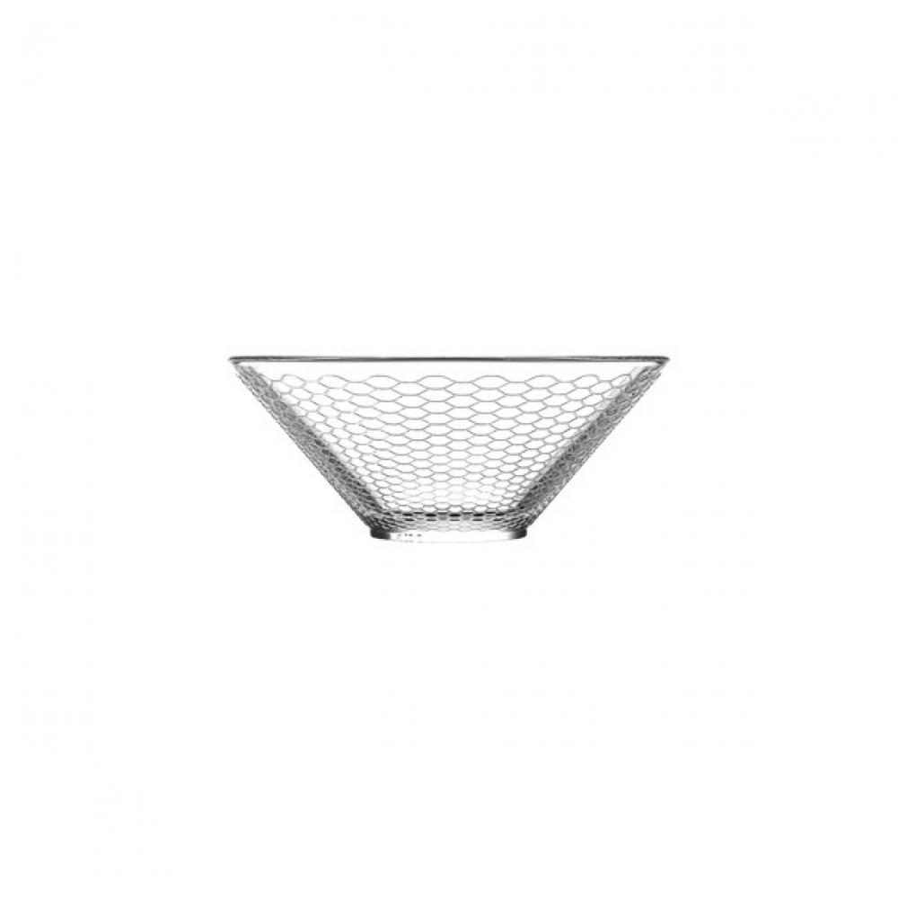 Чаша для салата La Rochere VVV Filet, H 6 см, диаметр 14 см, 330 мл