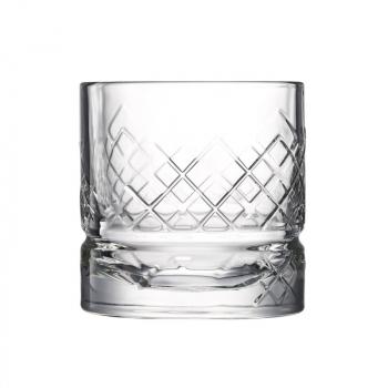 Бокал для виски La Rochere Dandy Glen, H 8,5 мм, 310 мл