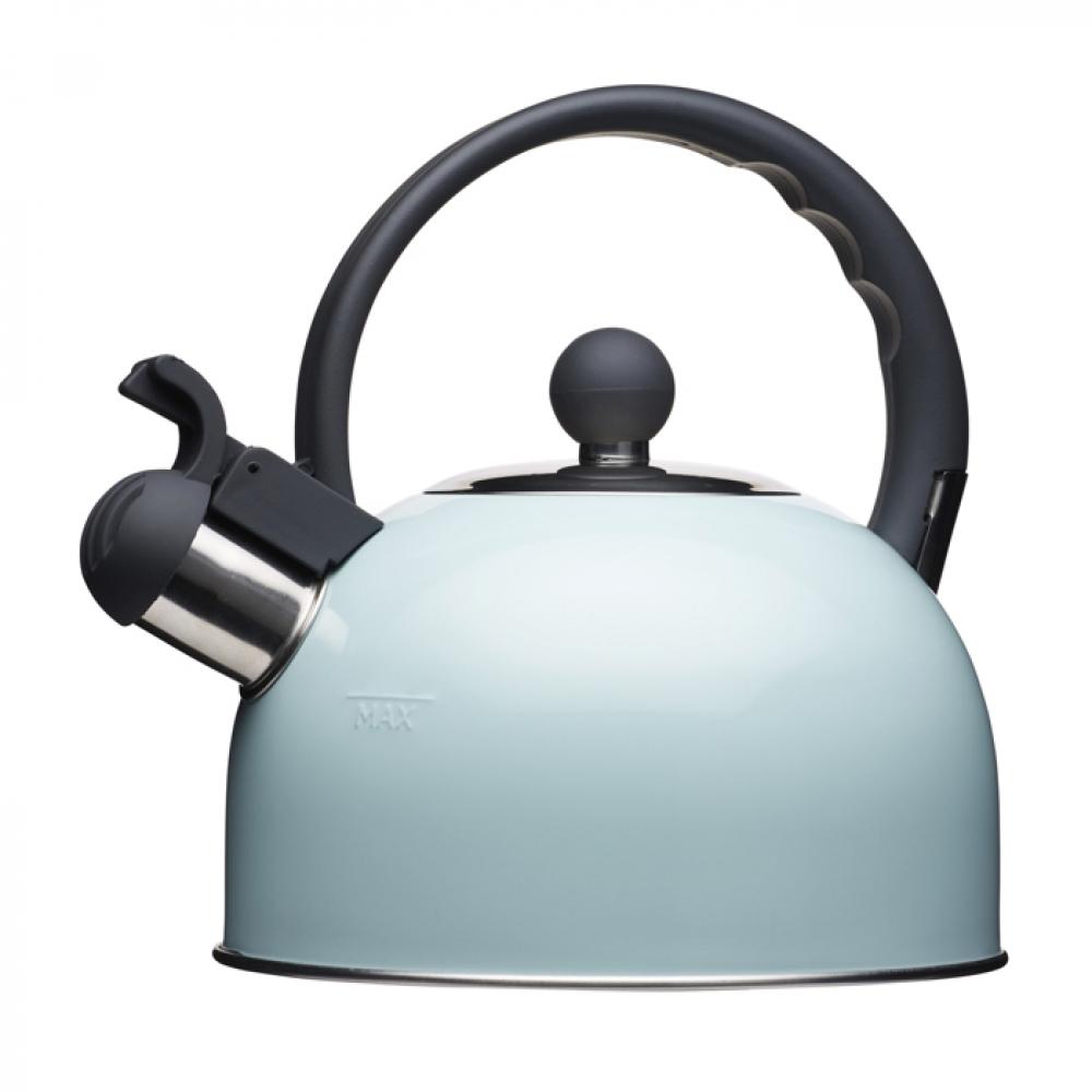 Чайник со свистком Kitchen Craft Midnight Navy Lovello 1,3 л