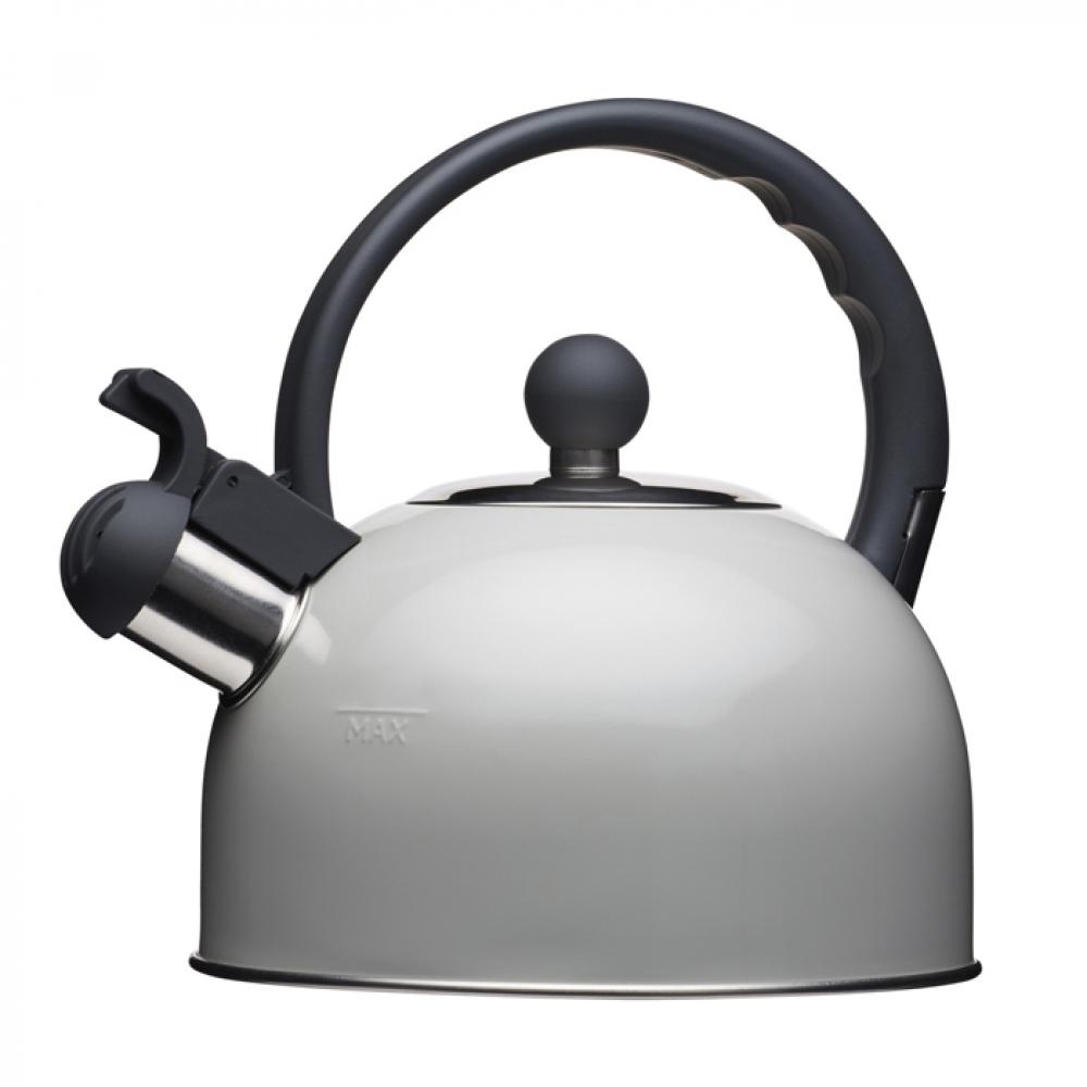 Чайник со свистком Kitchen Craft Shadow Grey Lovello 1,3 л