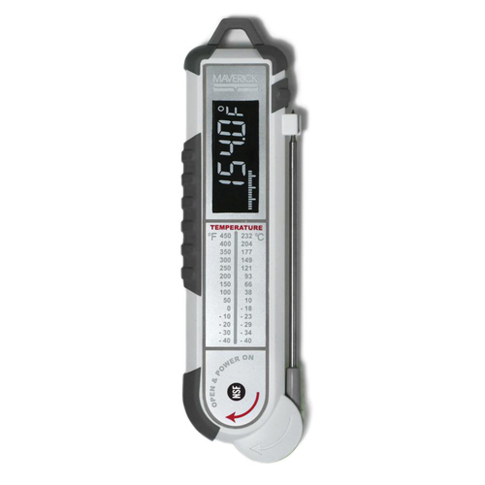 Противоударный цифровой термометр Maverick housewares для гриля