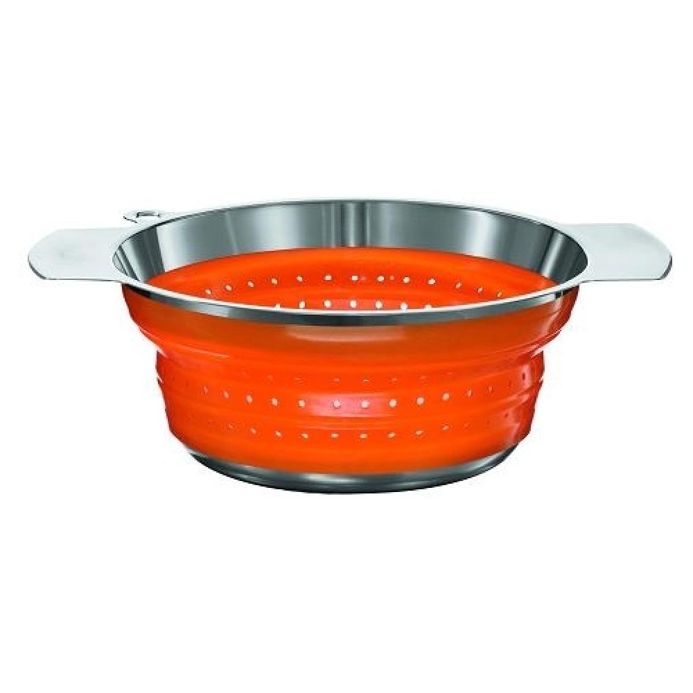 Сито Rosle , оранжевое, диам. 20 см