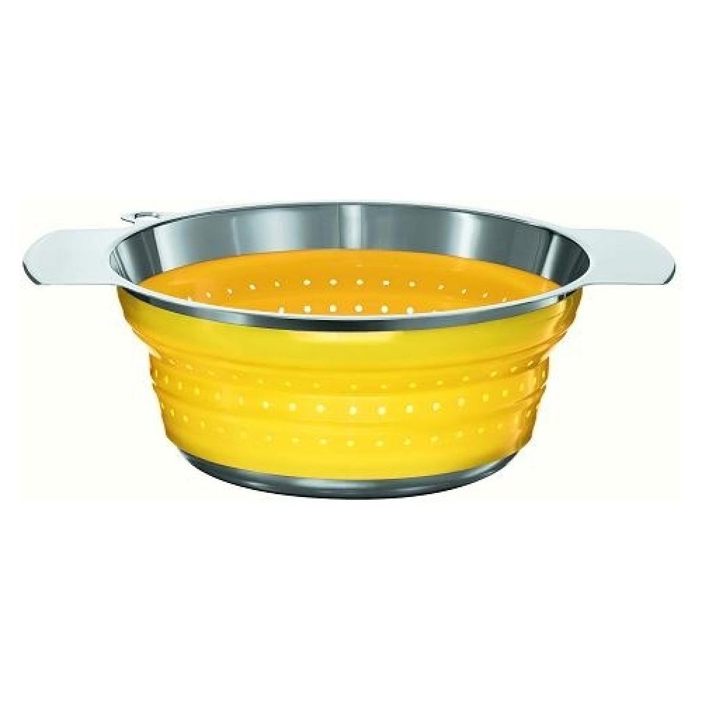 Сито Rosle , желтое, диам. 20 см