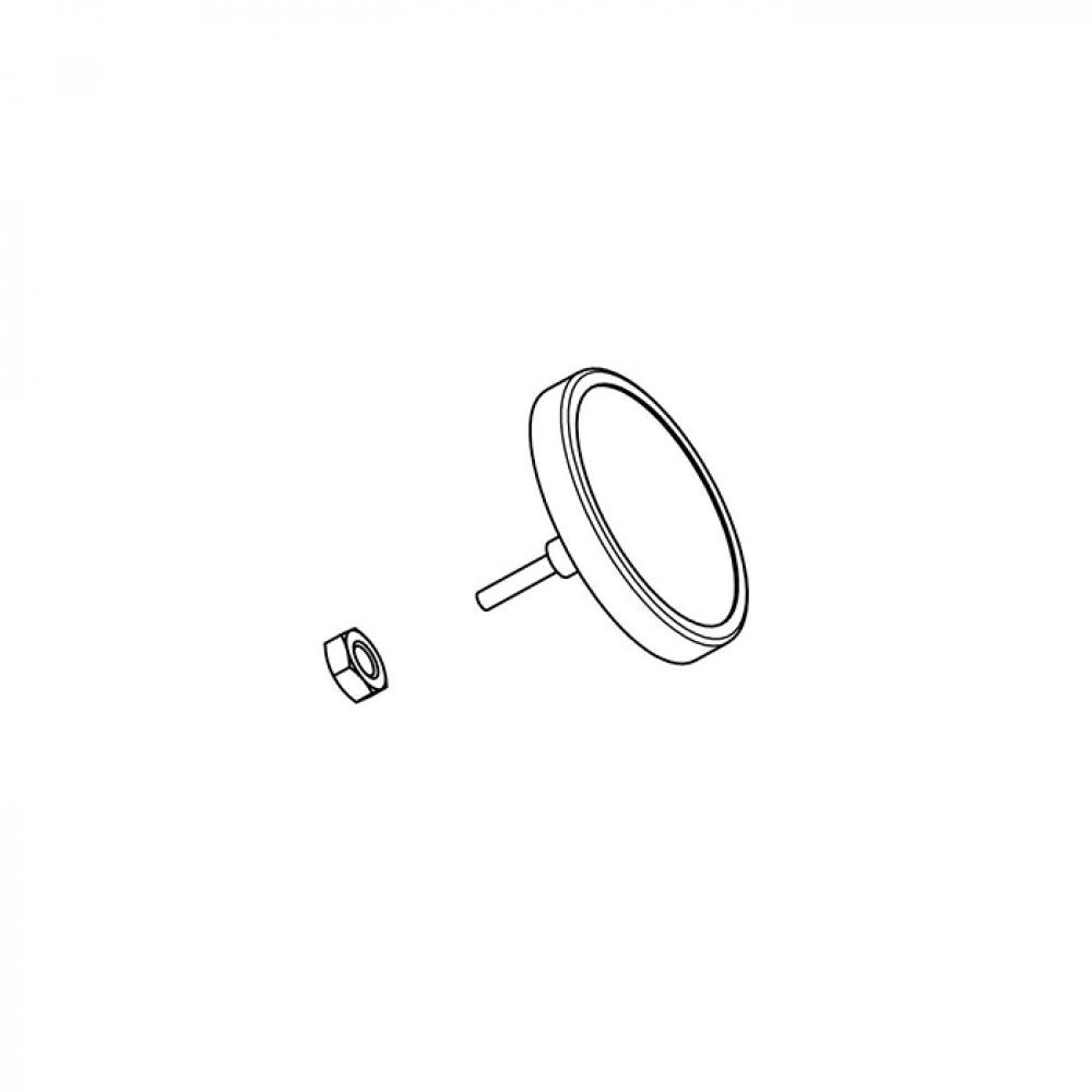 Термометр Rosle для гриля с резьбовой гайкой, универсальный