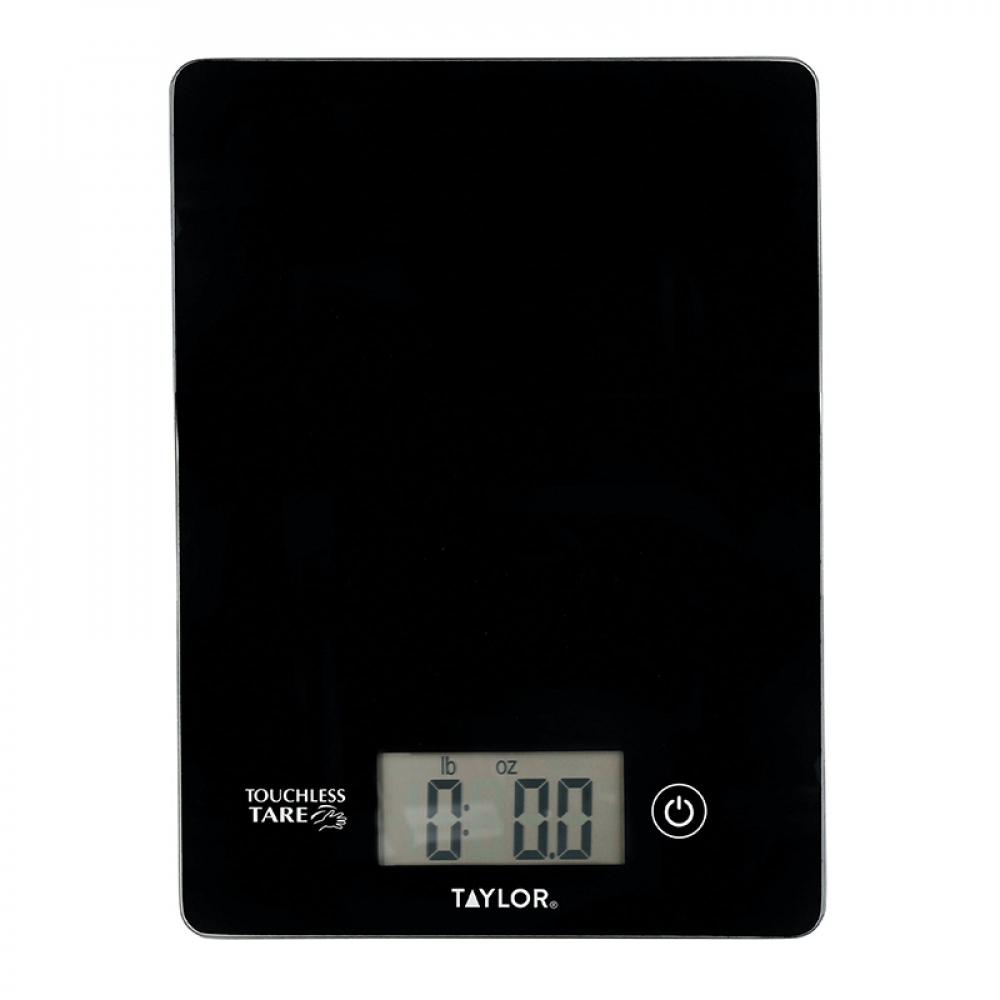 Весы цифровые кухонные Taylor, черные