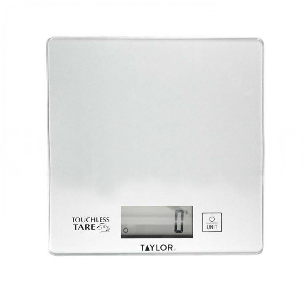 Весы цифровые кухонные Taylor, серебристые