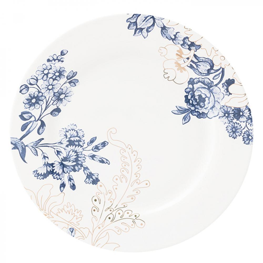 Тарелка обеденная CreativeTops Palmers Silk, фарфор, диам. 27 см