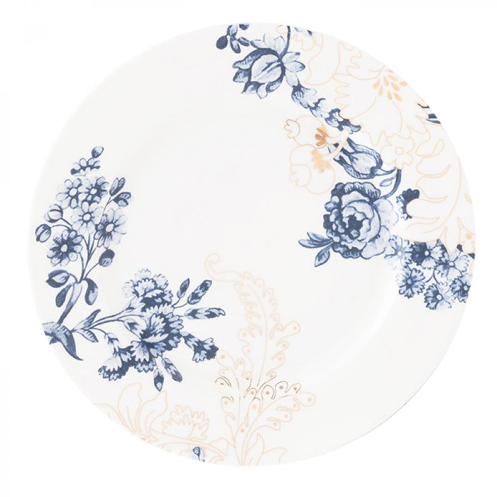 Тарелка десертная CreativeTops Palmers Silk, фарфор, диам. 20,5 см